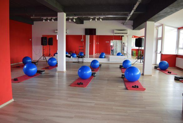 Sala Aerobic-Fitness