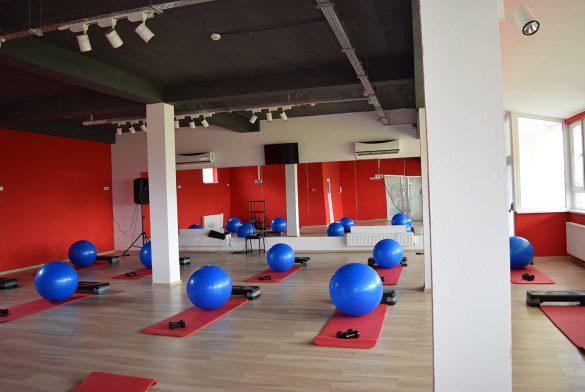 Aerobic-Fitness Bragadiru