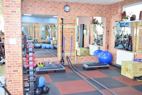 Sala Fitness Bragadiru 2