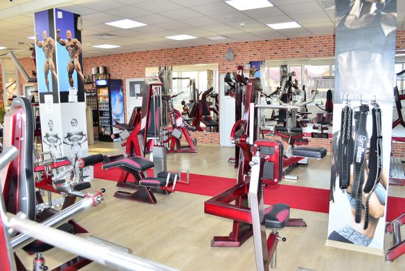 Sala Fitness Bragadiru 4