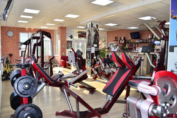 Sala Fitness Bragadiru